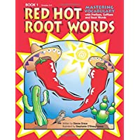 Red Hot Root Words, Book 1 (Red Hot Root Words)
