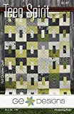 Teen Spirit Quilt Pattern by GE Designs KGE187