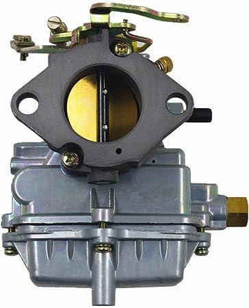 1964 68 Mustang Autolite 1100 Carburetor Manual Choke 170//200 inline 6cyl engine