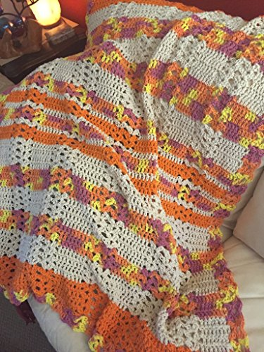 Sherbet Cotton Lapghan/Afghan
