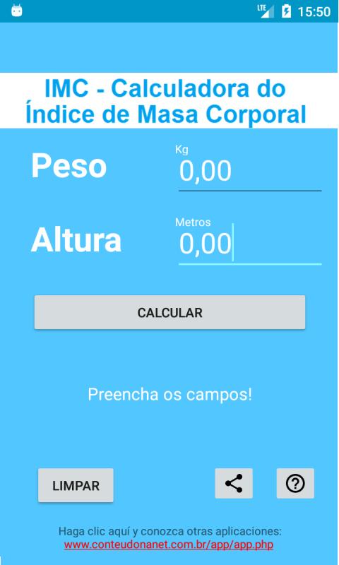 Calculadora IMC - Índice de Masa Corporal: Amazon.es