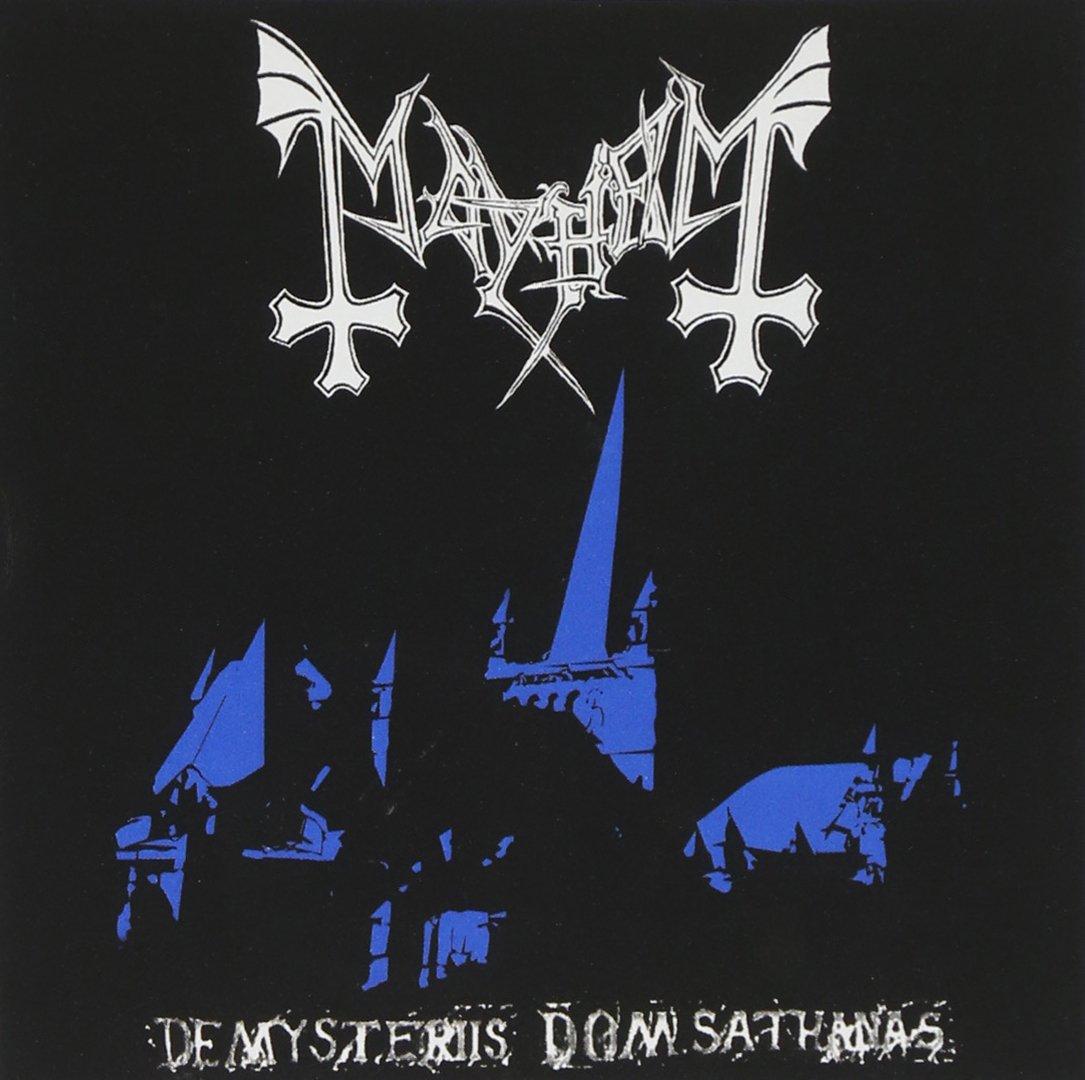 Mayhem De Mysteriis Dom Sathanas Amazon Com Music