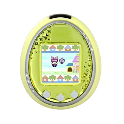 Tamagotchi iD L YELLOW: Toys & Games