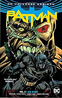 Book Cover: Batman Vol. 3: I Am Bane