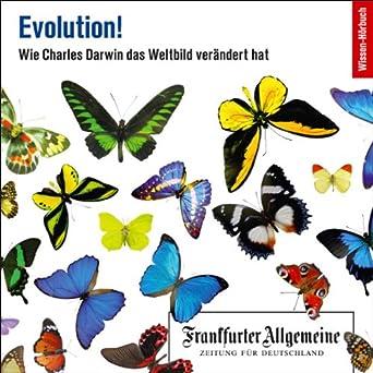 Amazoncom Evolution Wie Charles Darwin Das Weltbild