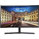 Samsung IT LC27F398FWNXZA Samsung C27F398 27-Inch Curved Monitor (Super Slim Design)