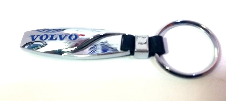 Volvo XC60 XC90 S60 S40 C30 C70 V70 V60 S80 keyring keychain ring Key FOB