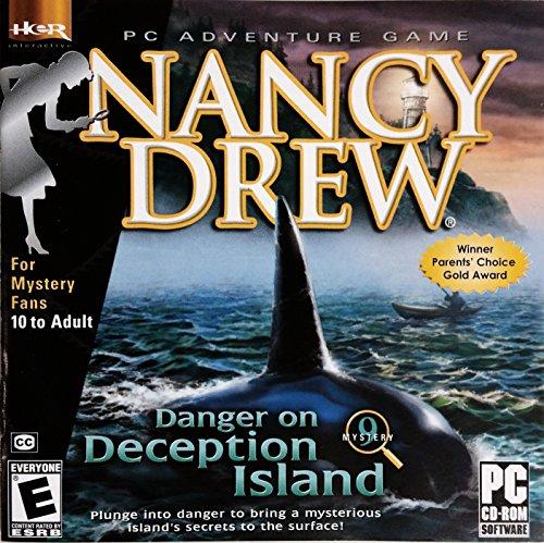 Nancy Drew Danger On Deception Island - Nancy Drew: Danger on Deception Island
