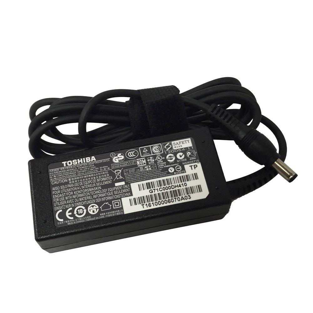 Toshiba PA5177U-1ACA -Adaptador de alimentación para ordenador portátil, color negro: Amazon.es: Informática