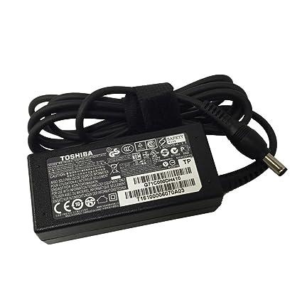 Toshiba PA5177U-1ACA -Adaptador de alimentación para ordenador portátil, color negro
