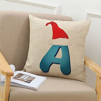 Awesome 18 X 18 Throw Pillows Covers Cases Cushion Christmas 26 Lettler A For Fur Decorative Blue Set White Teal Knit Navy Women Grey Faux Yellow Men Short Creativecarmelina Interior Chair Design Creativecarmelinacom