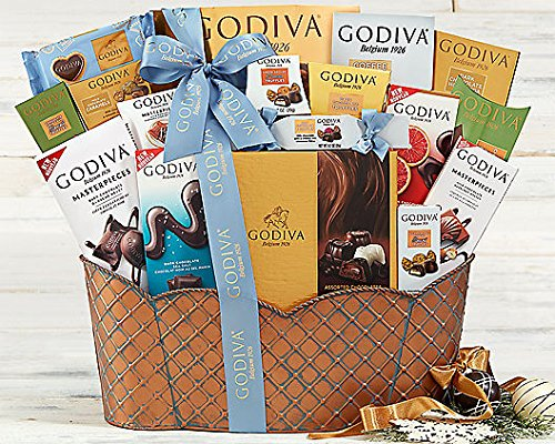 Wine Country Gift Baskets Godiva Pure Decadence