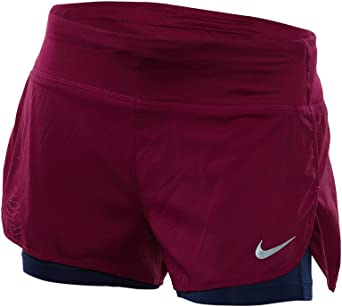 Nike Flex 2 In 1 3\ Running Shorts Womens Size: large