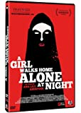 A Girl Walks Alone at Night