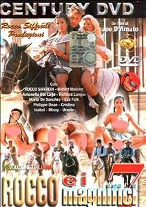 e i magnifici 7 (XXX Adult) (Dvd) Italian Import