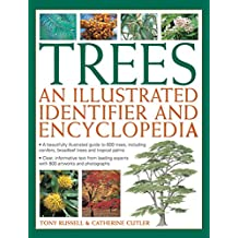 Trees: An Illustrated Identifier & Encyclopedia: A Beautifully Illustrated Guide To 600 Trees, Including Conifers, Broadleaf Trees And Tropical Palms