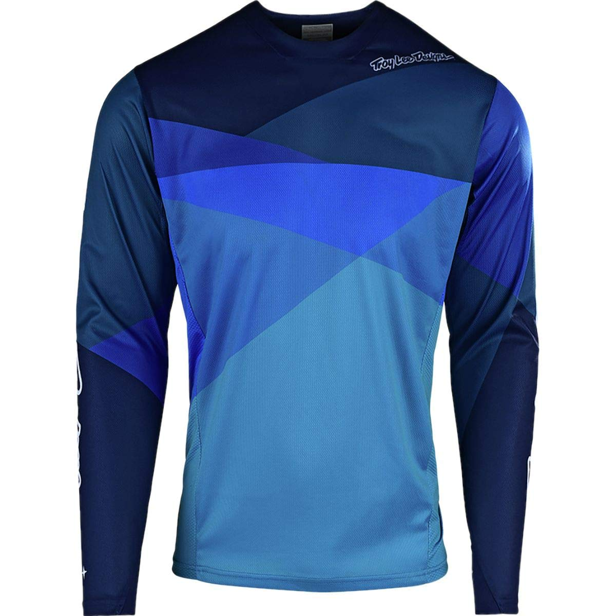 Troy Lee Designs Sprint Jersey - Men's Jet Ocean/Blue, S
