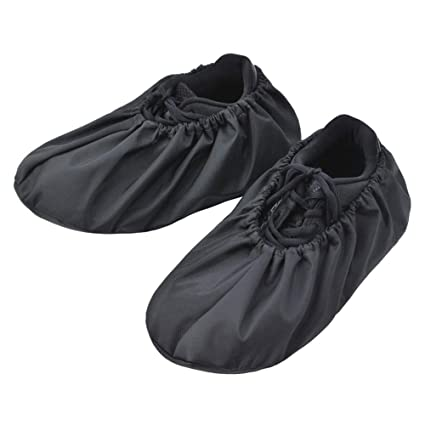 614decd32d1 3 Pack Reusable Shoes Boot Covers for Contractors Nonskid ...