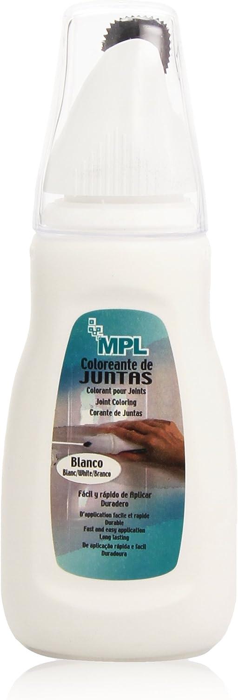 Mpl coloreante juntas blanco 125 ml: Amazon.es: Belleza