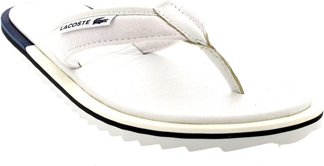 Lacoste Mens Athali 2 Vacation Leather