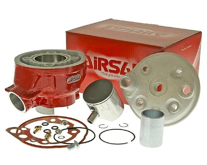 Kit de cilindro de Airsal, 88cc Xtreme 45 mm, Fantic motor Regolarita Casa 50 AM6 (2006-): Amazon.es: Coche y moto