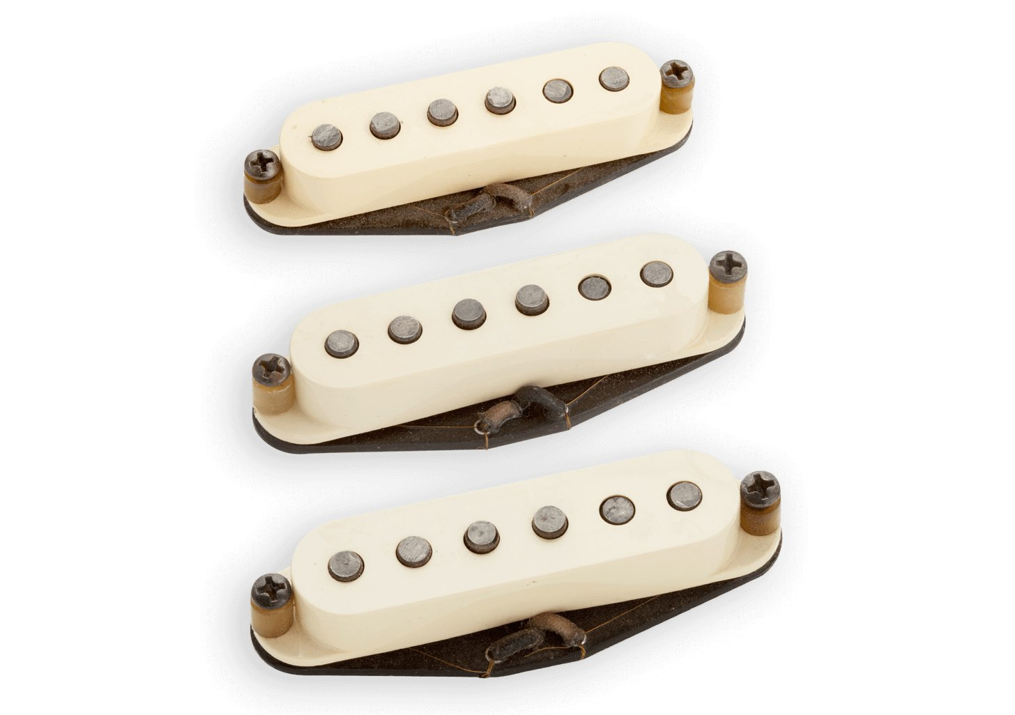 Seymour Duncan antigüedad Texas caliente Strat Single Coil Pickup Set años blanco 11028 - 01 W/Bonus beverage-opener llavero 800315040605: Amazon.es: ...