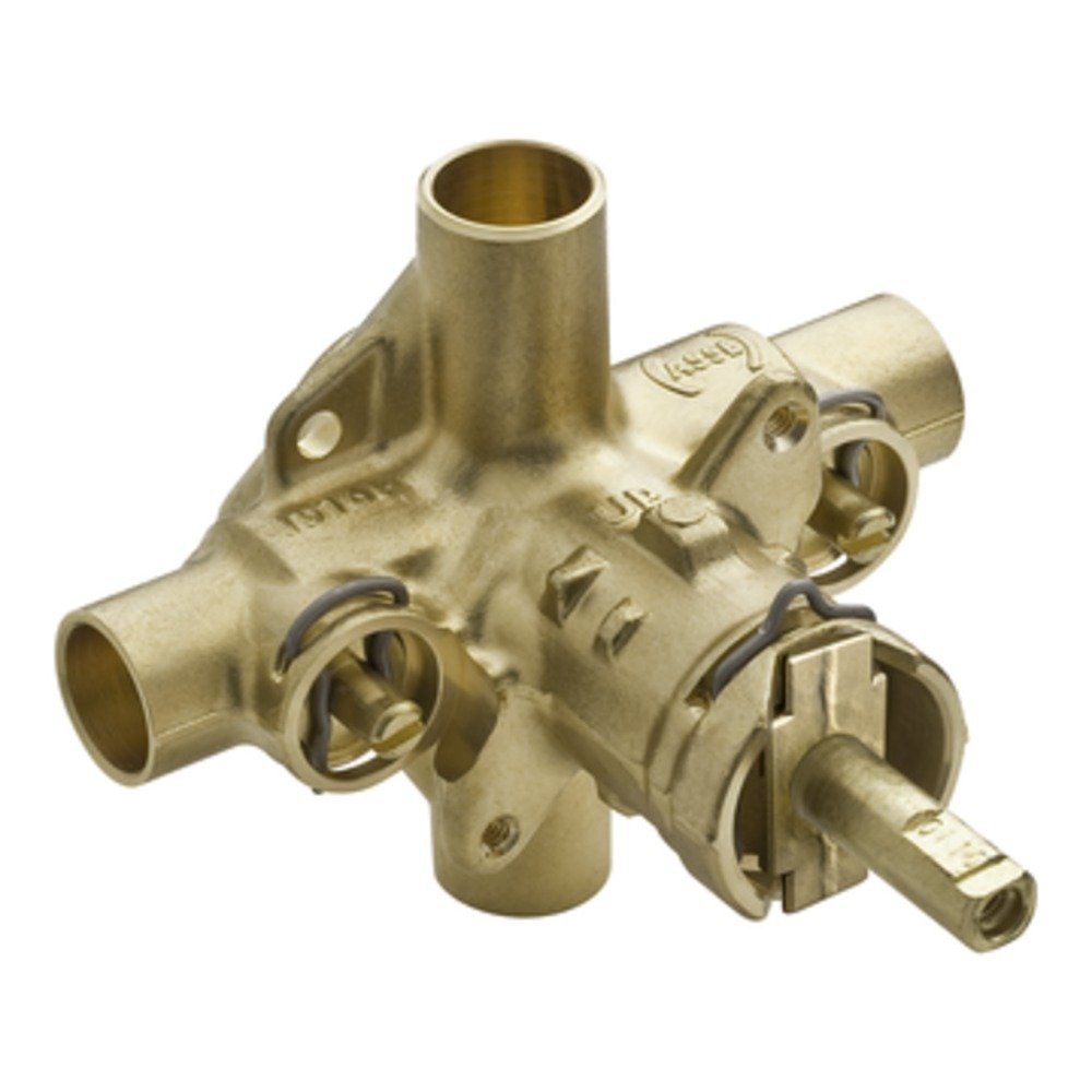 Moen 8371HD Commercial PosiTemp Pressure Balancing Shower Valve, 1/2-Inch CC