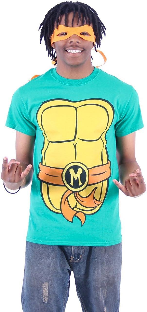 Teenage Mutant Ninja Turtles Men's Costume T-Shirt