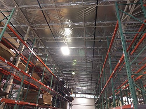 2000sqft RADIANT BARRIER - DOUBLE D SILVER 48 X 125', MADE IN USA by NorthShore (Image #7)
