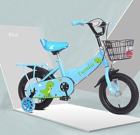 GUANGHEYUAN-J Dibujos Animados en Bicicleta para niños, niños ...
