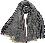 Extra Large Warm Soft Wool Feel Scarf
