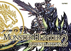 Monster Hunter Illustrations is back with a new, mammoth-sized, 400-page artwork collection! Monster Hunter Illustrations 2 covers all the third generation Monster Hunter games including Monster Hunter Tri and Monster Hunter P...