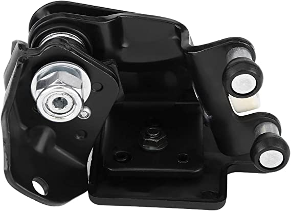 Nosii Guía del Rodillo de la Puerta corrediza del Coche Izquierda Media para Fiat Ducato Peugeot Boxer Citroen Relay 06-12: Amazon.es: Hogar