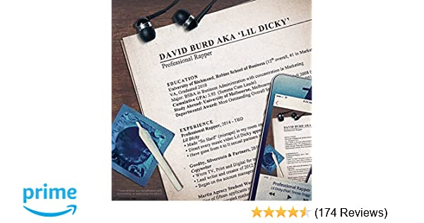 45db60e87ccb Lil Dicky - Professional Rapper - Amazon.com Music