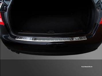Avisa 2/35168 Acero Inoxidable Parachoques Trasero Protector Seat Ibiza 6J Puertas Facelift 2012 –