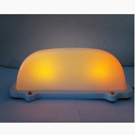 Amazon.com: Uber Taxi parte superior luz LED Roof parte ...