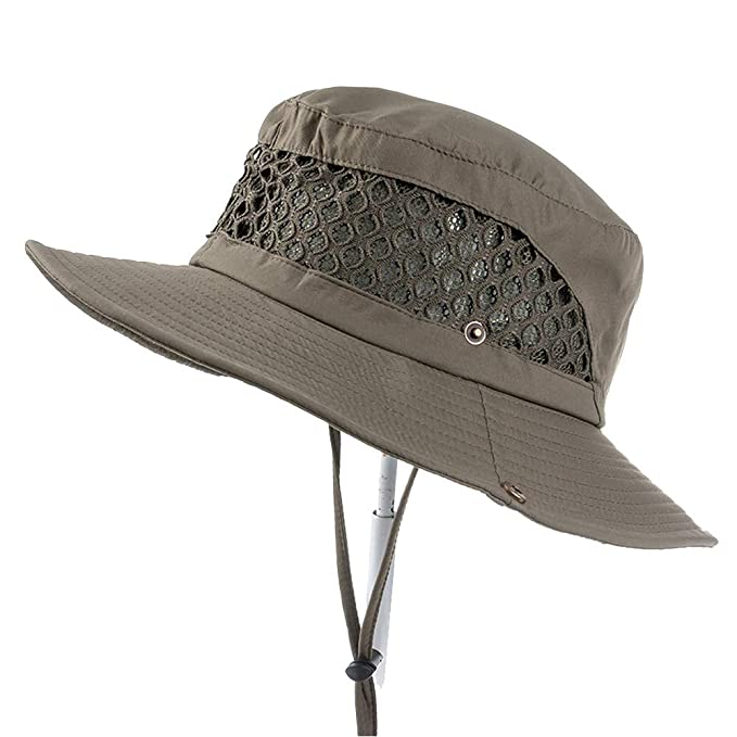 90c2277112b11 Winning Fishing Hats, Breath Army Green Hiking Cap UPF 50+UV ...