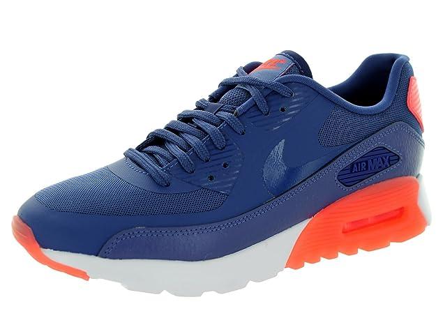 c82c7063 Amazon.com | Nike Women's Air Max 90 Ultra Essential d/d/Ht Lv/Snst GLW  Running Shoe 7 Blue | Road Running