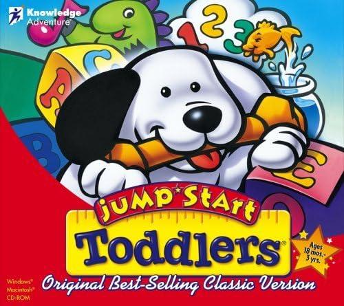 JumpStart Toddler 61kqgWCaUML