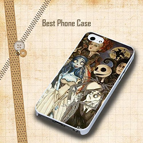 tim burton collage for Cover iPhone 6 or 6s Case G2E8IVP