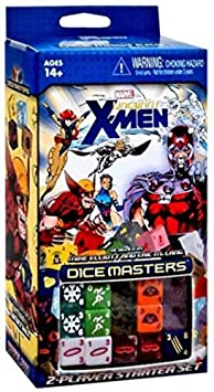 Marvel Dice Masters: The Uncanny X-Men Starter Set