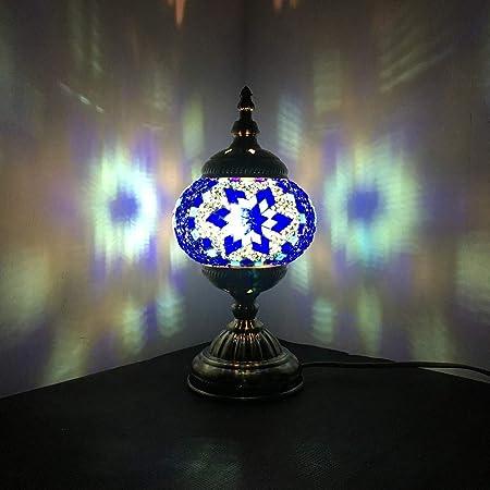 Lámparas de Mesa turcas de Estilo marroquí, lámparas de Escritorio ...