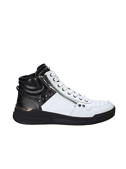 Guess Herry, Sneakers Basses Homme: : Chaussures et