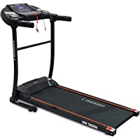 WELCARE Folding Treadmill IM5001 (1.5 HP) - Electric Motorized Exercise Machine for Running & Walking [Easy Assembly]