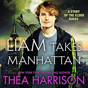 Liam Takes Manhattan Hörbuch
