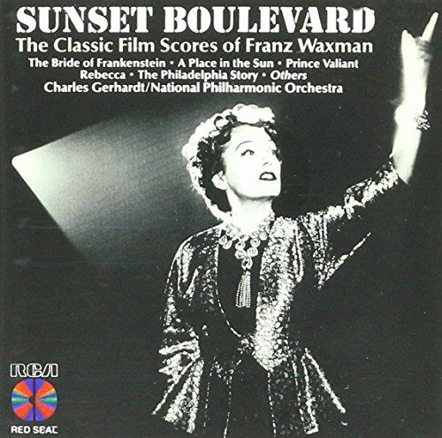 - Sunset Boulevard: The Classic Film Scores of Franz Waxman