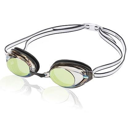 cf513d668f Amazon.com   Speedo Women s Vanquisher 2.0 Mirrored Swim Goggle ...