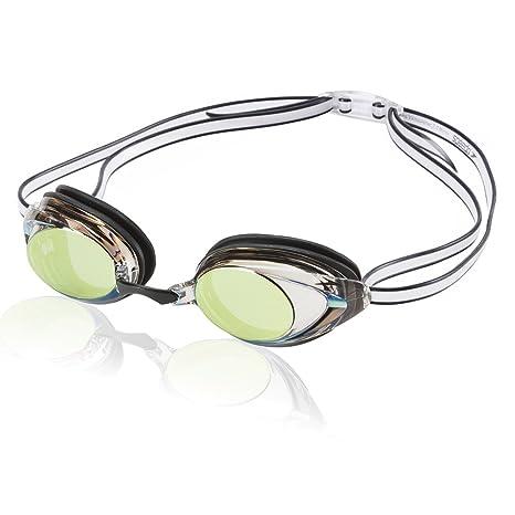 Amazon.com   Speedo Women s Vanquisher 2.0 Mirrored Swim Goggle ... 1e4459466e