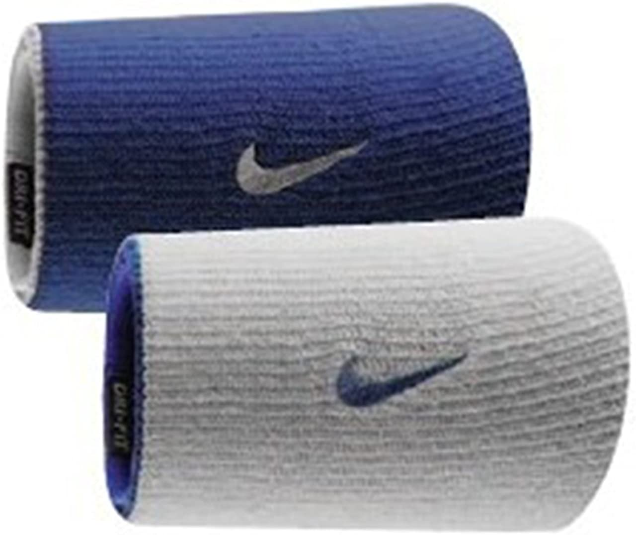 Nike Dri-Fit Home & Away Doublewide Wristbands