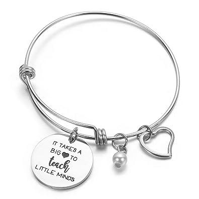best cheap d5a9f 3a465 Anson&Hailey braccialetto Best Friends e Inspirational braccialetto  braccialetti dell' amicizia, regolabile, regali, gioielli Sister Gift.